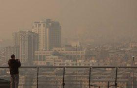 آلودگی نیم قرن تهران
