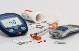 داروها و رژیم غذایی دیابت