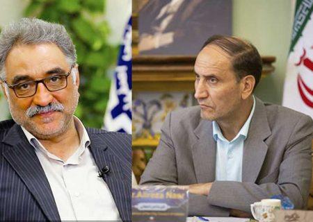 نامه سرگشاده رئیس دانشگاه صنعتی اصفهان خطاب به رئیس شواری شهر اصفهان: