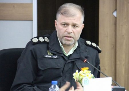 حضور مسئولان پلیس راهور و راه  پلیس اصفهان در سامانه ۱۹۷