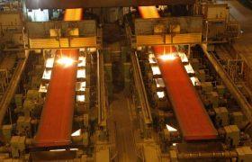 فعالیت شرکت فولاد مبارکه حتی با کاهش سهمیه برق در تولید