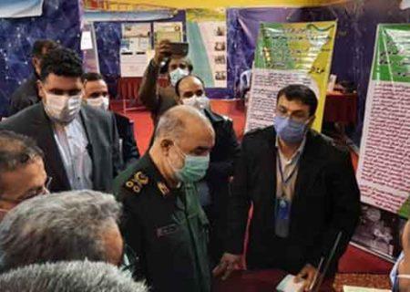 قدردانی از موفقیت های علمی و فناوری بسیج ذوب آهن اصفهان
