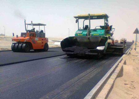 افتتاح و بهره برداری از پروژه های راهداری خوانسار