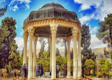 شیراز پایتخت فرهنگی ایران