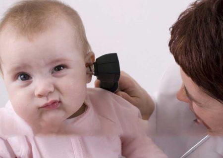 خطرات کم شنوایی نوزادان و توجه به غربالگری آنها