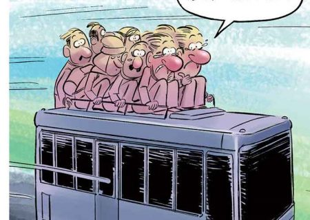 افزایش کرایه اتوبوس بین شهری