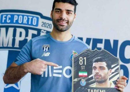 سطح تواناییهای مهدی طارمی بالاتر از لیگ پرتغال است