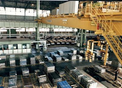 کسب بهترین عملکرد کیفی محصولات شرکت فولاد مبارکه