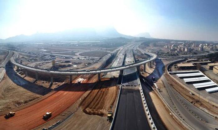 احداث پروژه بزرگ پل های سردار شهید سلیمانی