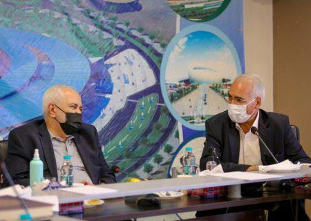 پیگیری تفاهم سه جانبه برای استقرار منطقه دیپلماتیک در اصفهان