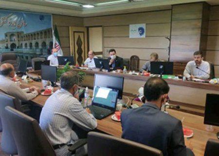 جلسه مدیریت بحران با محوریت انتخابات در مخابرات اصفهان برگزار شد