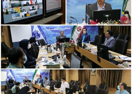 برگزاری کارگاه خلاقیت در روابط عمومی در مخابرات اصفهان