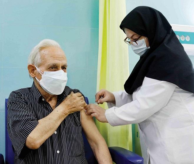 واکسیناسیون ۲۸۴ هزار نفر در استان اصفهان