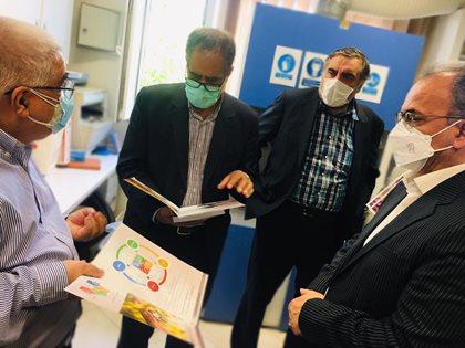 مدیرعامل ساتکاب بر «مانع زدایی ها» در رونق فعالان اقتصادی صنعت «آب و برق» تاکید کرد