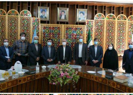 انعقاد تفاهم نامه همکاری ما بین مخابرات و آموزش و پرورش اصفهان
